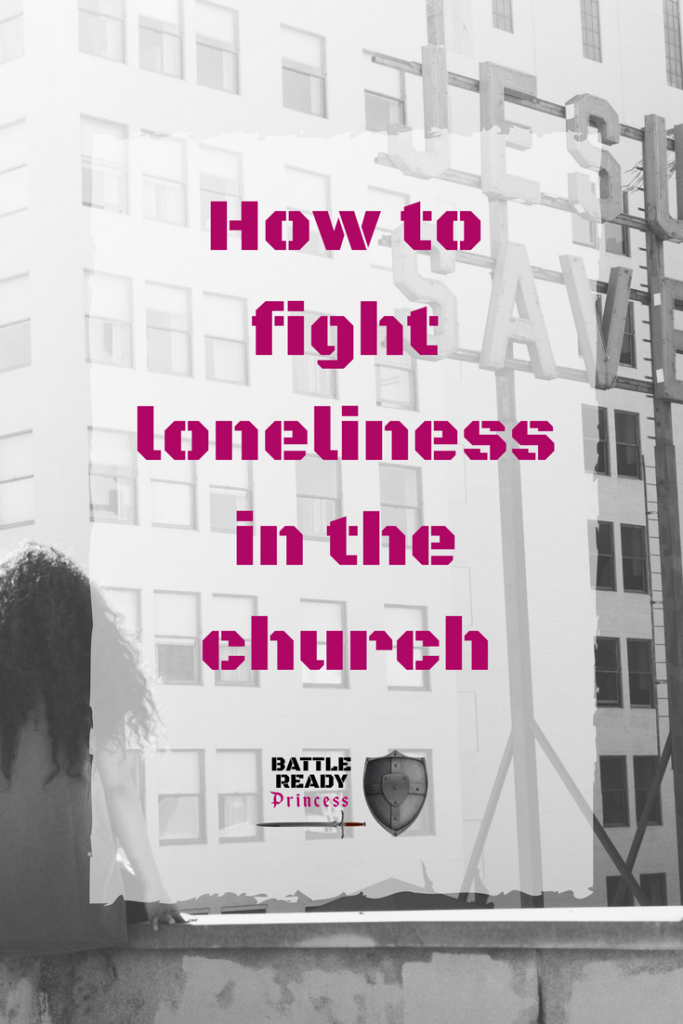 No one should have to fight their battles alone. No soldier in the army of God should be without the support of their fellow soldiers. The members of the body of Christ must learn to stand together, or we will fall alone. The way of the world is to look out for number one. The way of the church should be to look out for each other.