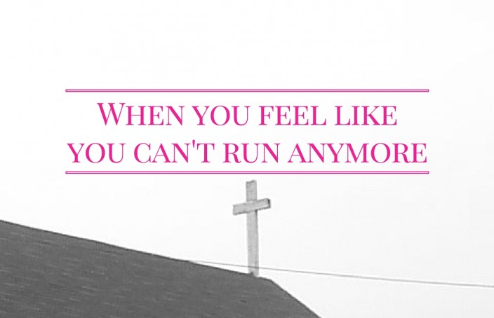 Can't Run Anymore
