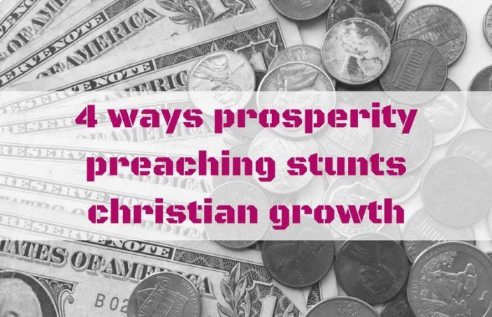 Prosperity preaching
