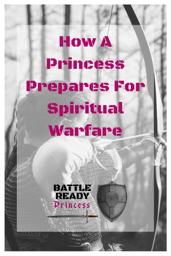 God's warrior princesses are supposed to be different. They are set apart and called to higher purpose. When a daughter of The King of kings is dressed for battle she will look very different than what the world expects.
